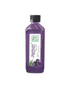 Axiom AloFrut Jamun Aloevera juice-200ml Pack of 10pc