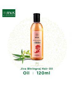 Jiva Ayurveda Bhringraj Hair Oil-120ml