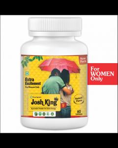 Kaahan Ayurveda Josh King Female-60Capsules