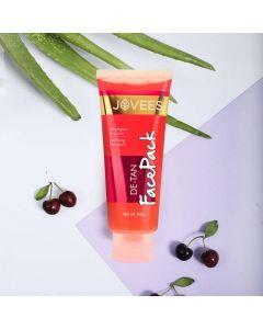 Jovees Herbal De-Tan Face Pack-100gm
