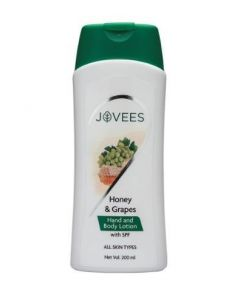 Jovees Herbal Honey & Grape Hand & Body Lotion-200ml