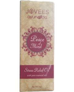 Jovees Herbal Peace Of Mind Stress Relief Oil-6ml