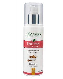 Jovees Herbal Sunscreen Fairness Lotion SPF-25-200ml
