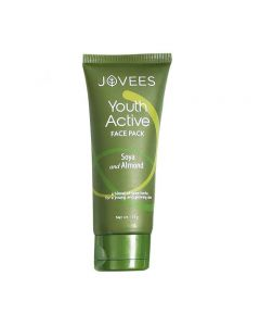 Jovees Herbal Youth Active Face Pack-75gm