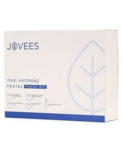 Joveees Herbals Pearl Whitening Facial Kit-225gm
