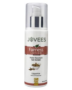 Jovees Water Resistant SunScreen Fairness Lotion SPF 25-100ml