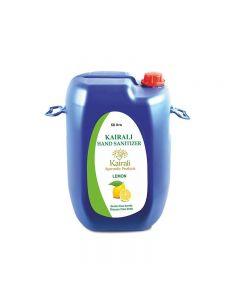 Kairali Hand Sanitizer Basil  Liquid -50 ltr