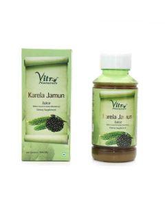 Vitro Naturals Karela Jamun Juice-500ml