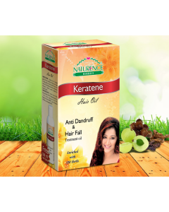 Naturence Herbal Keratene Hair Oil-100ml