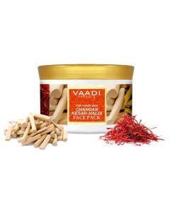 Vaadi Herbals Chandan Kesar Haldi Face Pack-600 gms