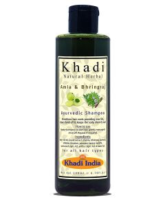 Khadi Natural Amla Bhringraj Shampoo-200ml