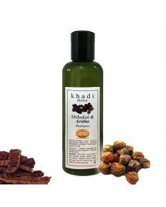 Khadi Natural Herbal Shikakai Shampoo-200ml
