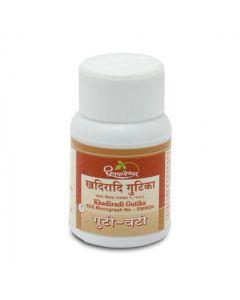 Dhootapapeshwar Khadiradi Gutika-1000tablets