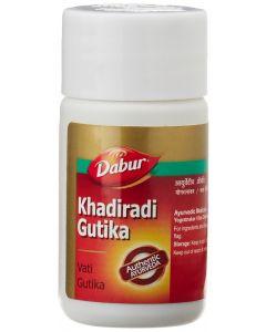 Dabur Khadiradi Gutika-40 tab