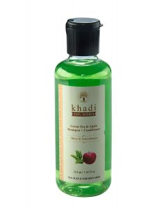 Khadi Suddha's Green Tea Apple Shampoo-210ml