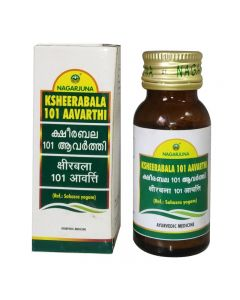 Nagarjuna Ksheerabala 101 Aavarthi-25ml