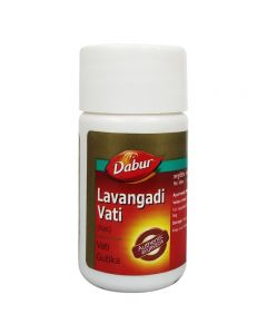 Dabur Lavangadi Bati (Kas)-40 tab pack of 2pc