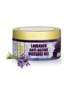 Vaadi Herbals Lavender Anti-Ageing Massage Gel-50 gms