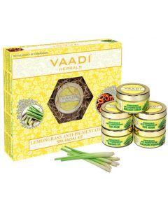 VAADI HERBALS Lemongrass & Cedarwood SPA Facial Kit-270 gms