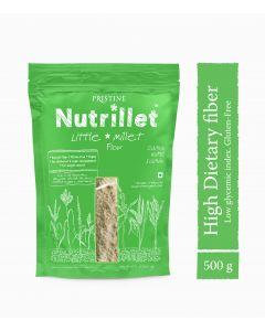 Pristine Organics Nutrillet Little Millet Flour-500gm