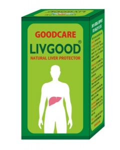 Goodcare Pharma Liv Good -60 Capsule
