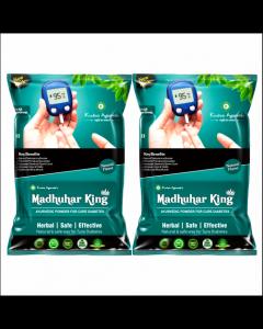 Kaahan Ayurveda Madhuhar King-120gm Pack of 2pc
