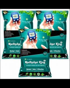 Kaahan Ayurveda Madhuhar King-120gm Pack of 3pc