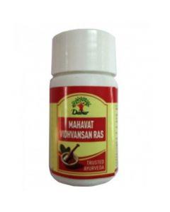 Dabur Mahavatvidhvansan Ras-40tab