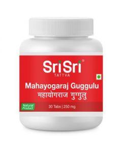 Sri Sri Tattva Mahayogaraj Guggulu-250gm-30 Tablets