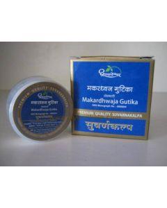 Dhootapapeshwar Makardhwaja Rasa-60tab