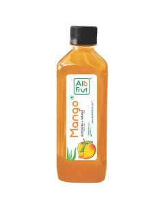 Axiom AloFrut Mango Aloevera Juice-300ml Pack of 10pc