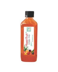 Axiom AloFrut Mixed Fruit Aloevera Juice-300ml Pack of 10pc