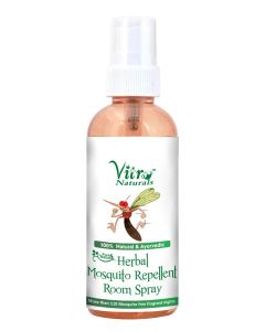 Vitro Natural Herbal Mosquito Repellent Room Spray-100gm