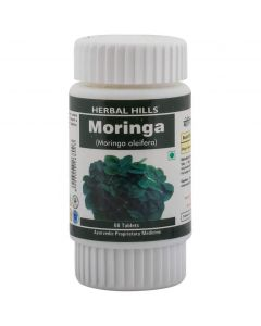 Herbal Hills Moringa Tablets-60