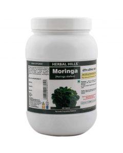 Herbal Hills Moringa Oliefer-700 Tablets