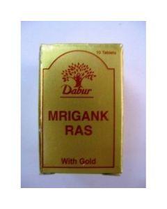Mrigank Ras (Gold) 10tab