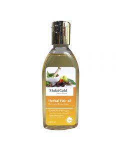 Axiom Mukti Gold Herbal Hair oil-200ml