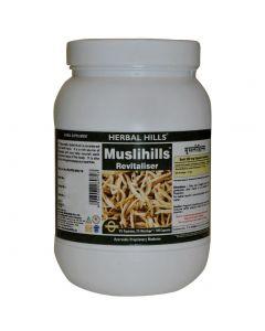 Herbal Hills Muslihills, Safed-700 Capsule