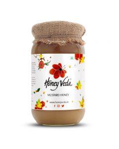 Honeyveda Mustard Honey - 500 gm