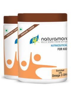 Netsurf Naturamore For Kids Chocolate Flavour-200gm
