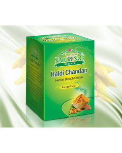 Naturence Herbals Haldi Chandan Bleach Cream-43gm