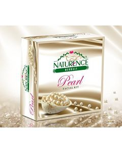Naturence Herbals Pearl Facial Kit-80gm