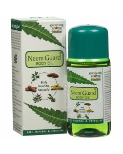 Goodcare Neem Guard Body Oil