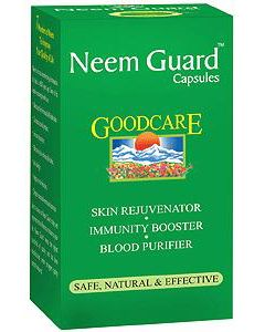 Goodcare Pharma Neem Guard-60 Capsules
