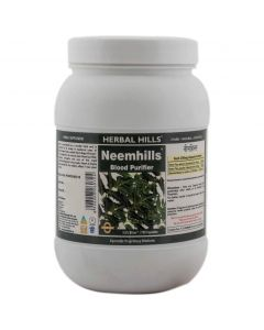 Herbal Hills Neemhills - 700 Capsules