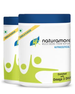 Netsurf Naturamore-250gm Vanilla Flavour