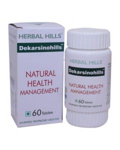 Herbal Hills Dekarsinohills tabs-60