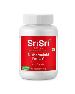 Sri Sri Tattva Nishamlaki Tablet 500mg,-60 Tab