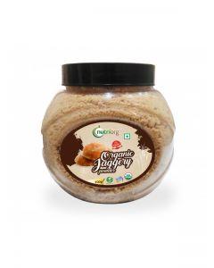 Nutriorg Certified Organic Jaggery Powder-700gm