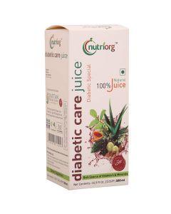 Nutriorg Diabetic Care Juice-500ml